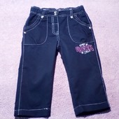 Штаны на рост 80-86 см.