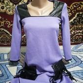 Хорошее платье демисезон! Размер 36 наш 42-44