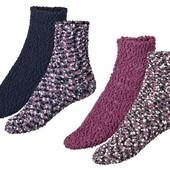 Лот 2 пары! Esmara, набор носков! (размер 35-38 или 39-42, цвет на выбор)