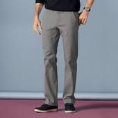 Мужские брюки Twill, Slim Fit Livergy размер евро 54