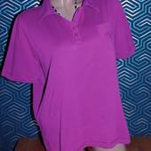 Симпатичная футболка р-р 52