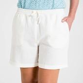 ☘ Мягусенькие Джерси шорты с кисточками от Tchibo(Германия), размеры наши: 50-54 (44/46 евро)