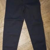 Черные штаны размер 122