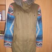 куртка, парка, деми, р М. Love Label. cост. отличное