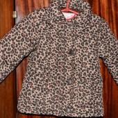 Классная куртка леопард