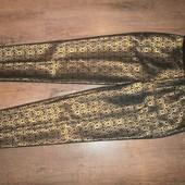 Фирменные эксклюзивные штаники*Zara*р.44-S идеального сост