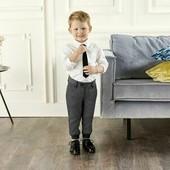 Классические брюки на манжетах lupilu германия