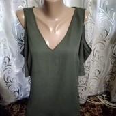 Стильная шифоновая блуза George