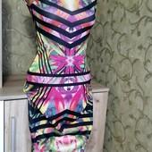 Собираем лоты!! Очень красивое платье, размер 10