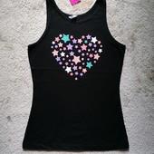 Улетная футболка майка фирменная Рерсо! Рост 146-152 на 11-12 лет Хлопок!