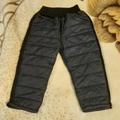 штаны тёплые на флисе