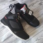 47р-31см✓Крутые демисезонные кроссовки от известного бренда AND1✓кожа+текстиль+спорт. материал✓