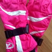 Лыжные перчатки (термо) Kidsна 8-12 лет смотрите описание
