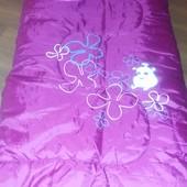 """Спальний мішок для дівчинки """"Quechua s10 junior pink"""""""