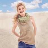 Нежная замшевая блуза с перфорацией от Tchibo(Германия), розмеры наши 50-54(44/46 евро)