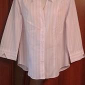 Фирменная новая блуза-рубашка р. 14