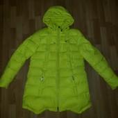 Яркая, тёплая куртка! Размер 48-50