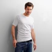 ☘ Базовая мужская футболка из органического хлопка Tchibo(Германия), наши размеры: 54-56 (xxl)