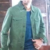 "котоновый пиджак в стиле ""милитари"" от Watsons"