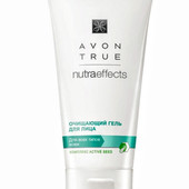 Очищуючий гель для обличчя 150 мл Avon True nutra Effekts