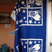 Мягкое, байковое одеялко, 156х86, Польша