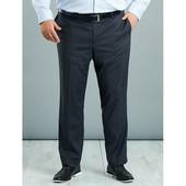 Батал! классические мужские брюки Regular fit французского бренда Kiabi, eur 54, сток европа