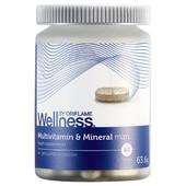 Орифлейм Wellness комплекс «Мультивитамины и минералы» —мужские