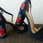 красиві туфлі 38р