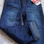 Крутые джинсы на флисе Waikiki boys 5-6 лет. Обиднейший пролет.