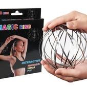 Кинетические кольца Toroflux Торофлакс - интерактивная игрушка покорившая весь мир. Антистресс