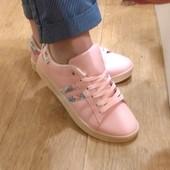 Модные стильные кеды-кросовки из качество супер. Размер 37,39,41