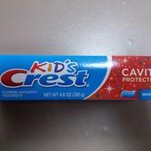 Дитяча зубна паста крест із сша. Лот 2 шт. Уп при отриманні
