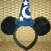 Ушки Микки Мауса Волшебник. Фирменные. Очень качественные.