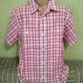 Фирменная Рубашка George (Джордж), на 12-13 лет, рост 152-158см, качественная, мерки есть