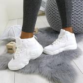 Утеплённые кроссовки в стиле Fila. Не упустите, всего одна ростовка!