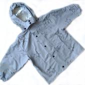 Ветровка-дождевик Out Wear by Lindex 110 размер.