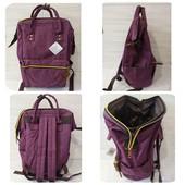 Новинка! Стильный рюкзак - сумка. Размер 38*25*19 см. Удобство и комфорт!