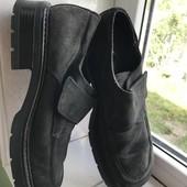 Мужские ботинки!полностью Кожа!Вечная модель!