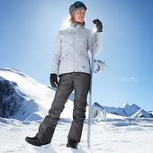 ☘Теплющие функциональные лыжные штаны Snow tech premium, Tchibo(Германия), рр. наши: 46-48 (40 евро)