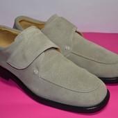Мужские кожаные ботинки Manz (England) 12 р.стелька 31.5 см.