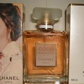 пламенный, терпковатый, густой - Chanel Coco Mademoiselle (Шанель Коко Мадмуазель)- цена за 1 мл.