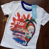 Фірмові футболки на хлопчика. Глорія джинсЛот-1шт