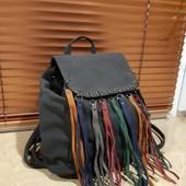 Рюкзак классный в стиле Prada!Качество!Стиль..