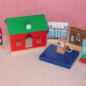 игрушечная станция одним лотом