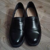 Туфли, р. 38, стелька 25 см, кожзам