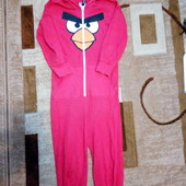 Костюм ромпер Angry Birds на 8-9лет, рост 128-135см