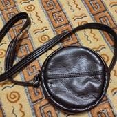 Новая стильная красивая сумка из кожзама