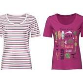 Набор футболочек Esmara