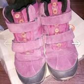 Ботинки на девочку. 34 размер Merrell.