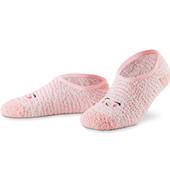 ☘ 1 пара Махровые тапочки- носочки с антискользящей стопой от Tchibo(Германия), размер 35-38